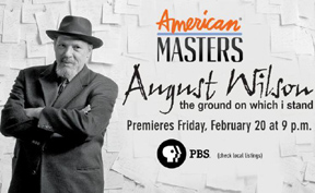august wilson special on pbs