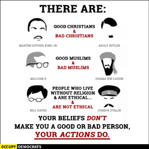 good muslims good christians