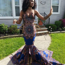 african prom