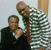 andrew young at national youth summit