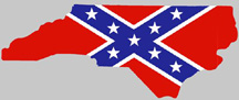 confederate north carolina