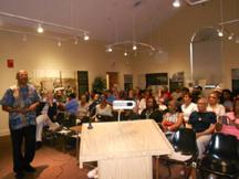 gibbs at alexandria black history museum