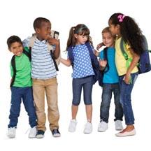 multi-cultural children