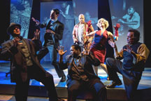play about langston hughes