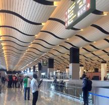 senegal airport inside