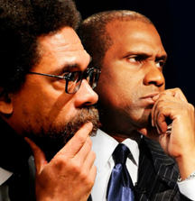 cornel west and tavis smiley