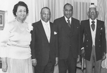 bayard rustin and other civil rights leaders