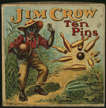 jim crow ten pins