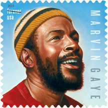 marvin gaye stamp
