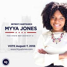 myya jones