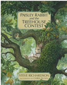 paisley rabbit