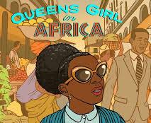 queens girl in africa