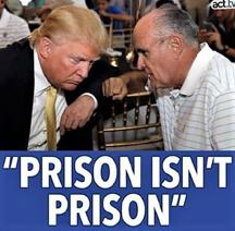 trump to prison