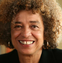 angela davis at national women's hall of fame