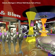 Rhythm & Blues Music Hall of Fame Museum