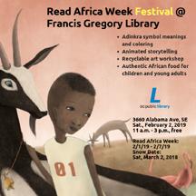 read africa week