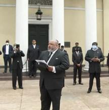black pastors rebuke trump with Bible