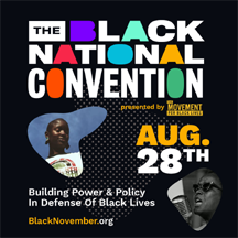 black national convention