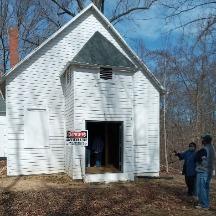 mt nebo AME church