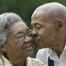 older black couple