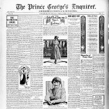 prince georges enquirer