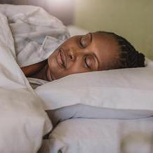 women sleepting